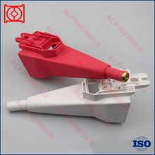 OEM custom pipe joint plastic injection mould