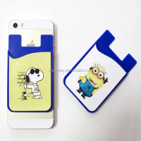 mobile phone case wallet with screen cleaner wipes