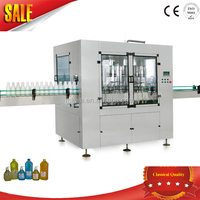 facial cleanser cream or body lotion shampoo filling machine