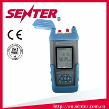 ST801B Fiber Optic Power Meter and Laser Source, AA battery