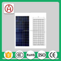 factory price 150w pv poly solar panel