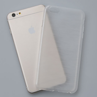 iCase Colorful pc+tpu Clear Case for iPhone5 / for iPhone 5s Back Phone Case Cover / for iPhone 6 iPhone 5 Ultra Thin Case