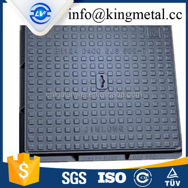 Manufacturer ductile iron Manhole Cover
