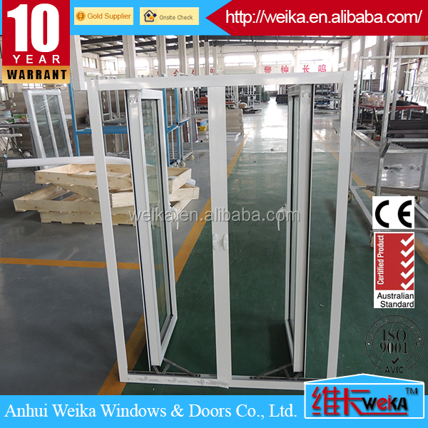 Customized French Aluminum Casement Window