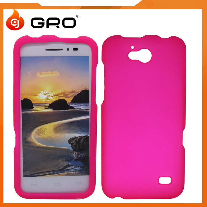 GRO Rubber PC Coating Case For LG V10 G4PRO,PC Material All Colors
