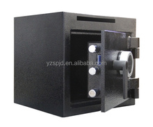 New design electronic despoit safe box for cash with slot/ Caja fuerte