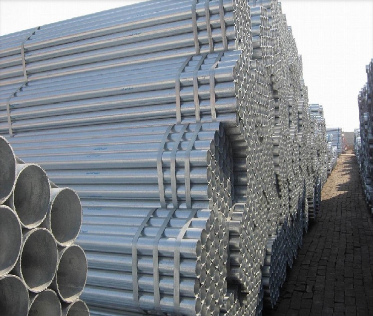 Hot Rolled API 5L X56 X60 x65 Galvanized ERW Steel Pipe with Good Price