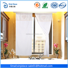 2016 Wholesale china wholesale garden style vinyl shower curtain