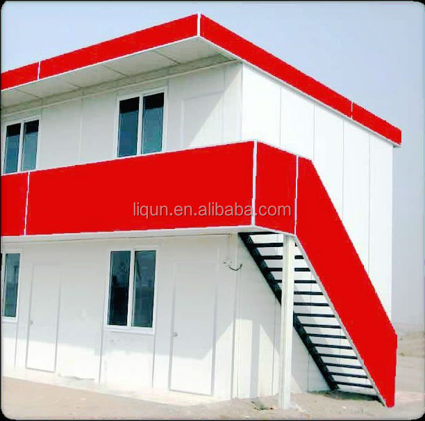 chinaprefab poultry house small prefab house in quality