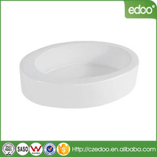 Lesotho Design Chaozhou Ceramic sink and toilet Factory /wash basin mirror / artistic basin brazil