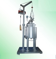 CSTR reactor / 1L 2L 3L 5L 10L chemical reactor