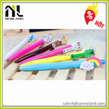 China manufacturer promotional plastic ball pen