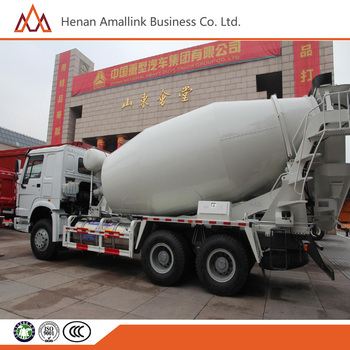 Auman Brand! 6x4 new concrete transit mixer truck for sale