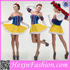 wholesale patchwork sleeveless fairy princess carnival costume