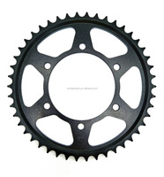 Steel Driven Motorcycle Rear sprocket 530 46T