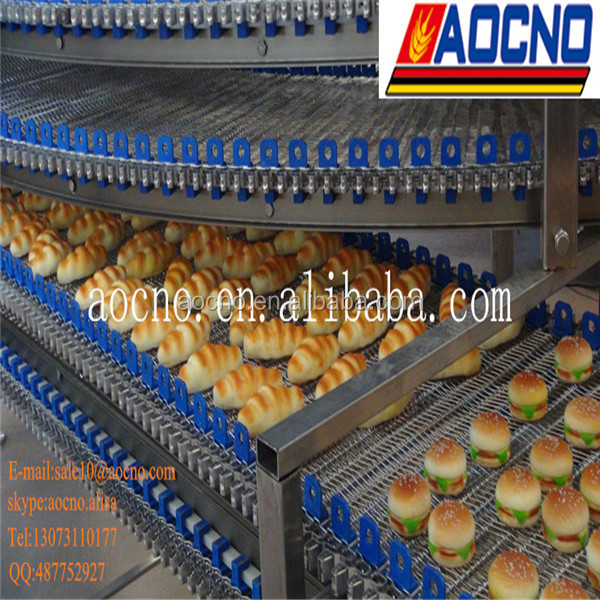 complete bakery equipments