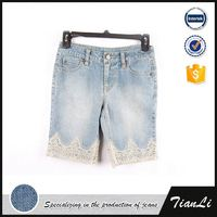 Wholesale price new style hot tight summer girls short pants