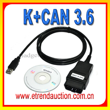 2016 Lastest Version Professional Diagnostic Tool VAG K+CAN COMMANDER FULL 3.6 For Audi For VW For Skoda With One Year Warranty