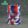 foldable silicone container big butane hash oil silicone container 500ml big oil barrel/drums jar