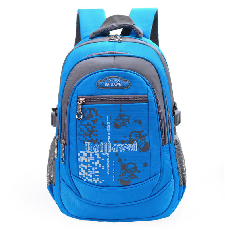 Most Popular Online Waterproof Student School Backpack