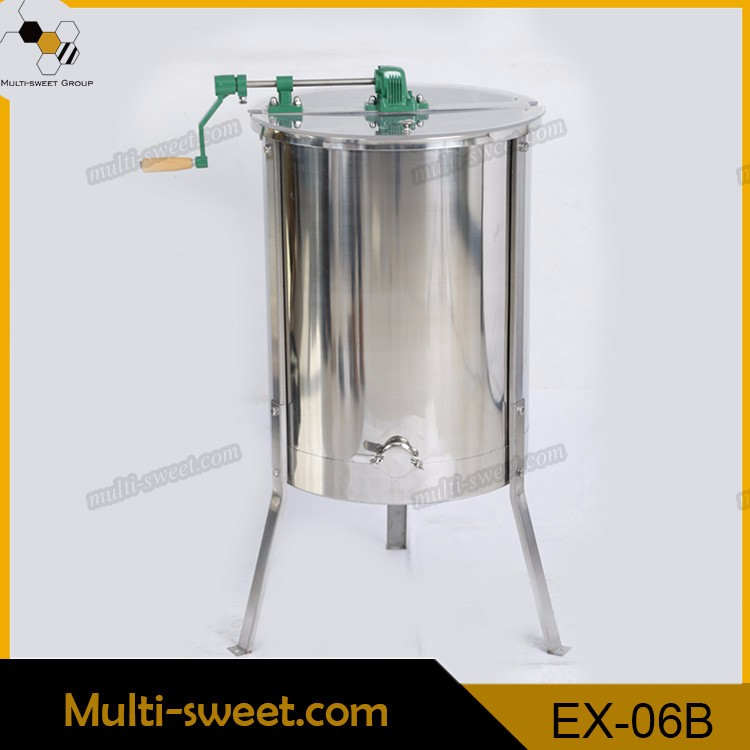 Food grade 301 stainless steel honey extractor ISO Certification