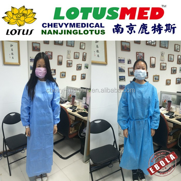 Factory Price Ebola Protective Suit From China Coal Group