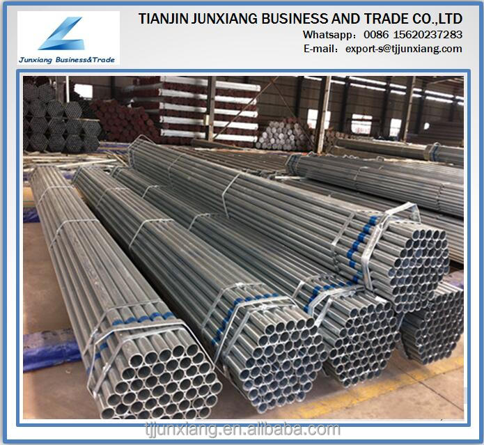 Q195 CR welded round gi pipe price/gi pipes 100mm/Galvanized Round Steel Pipe