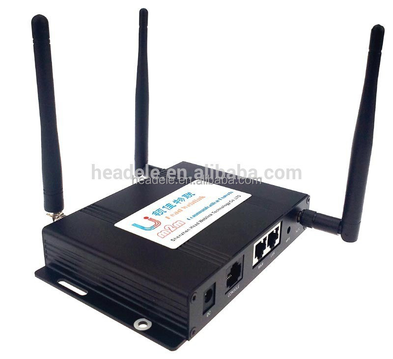 3G HSPA+/WCDMA industry router or cpe &modem wireless support TCP/IP/VPN/SPI firewall
