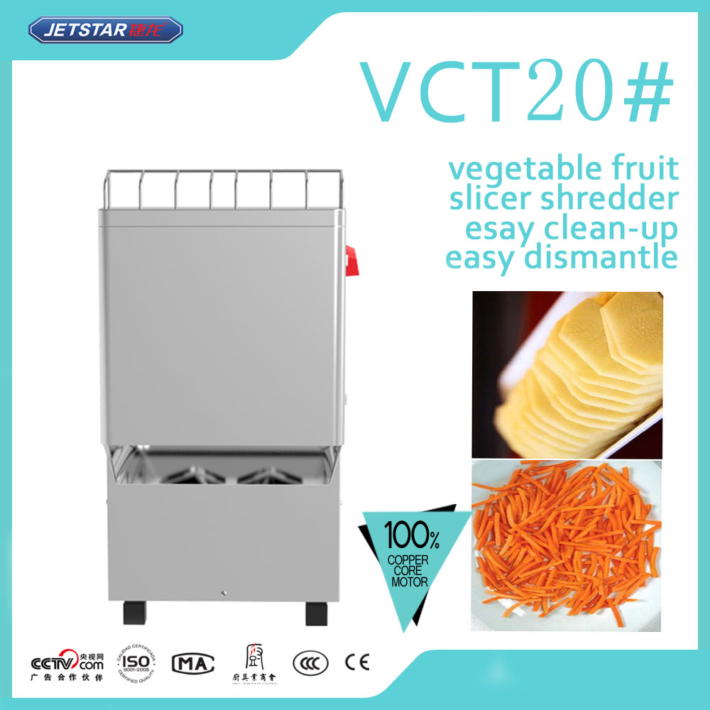 Vegetable Cutting Machine/Multifunctional Vegetable Fruit Slicer Shredder with CE