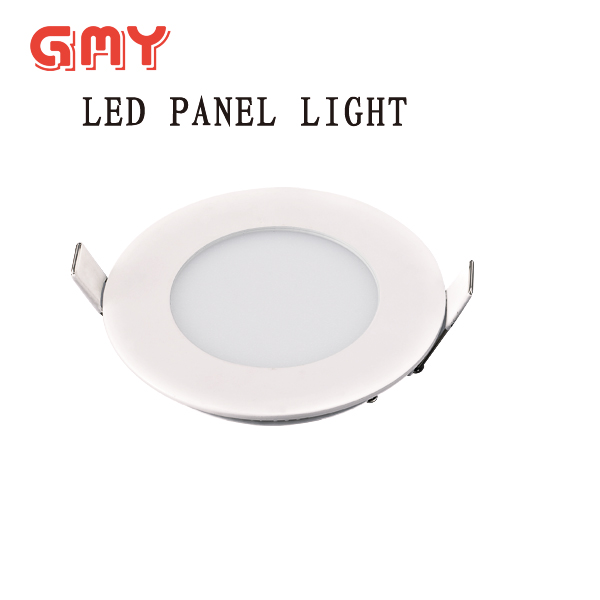 Ultra silm round led panel light