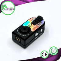 Factory hot selling 1280*720 WIFI Thumb Size night vision Q5 hidden spy mini camera