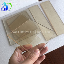 The Thermal Fire Resistance Ceramic Glass For The Fireplace Door Glass