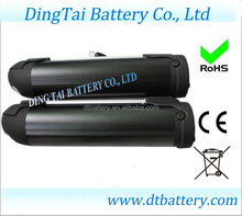36 volt lithium ion battery 36v 17ah 10s5p bottle battery for electric bicycle