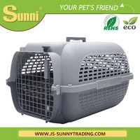 Dog crate pet carrier airline