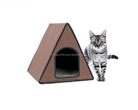 Electric Heated Mat in Pet House/Heated Cat House