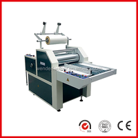 With Cut function Hydraulic Laminating machine