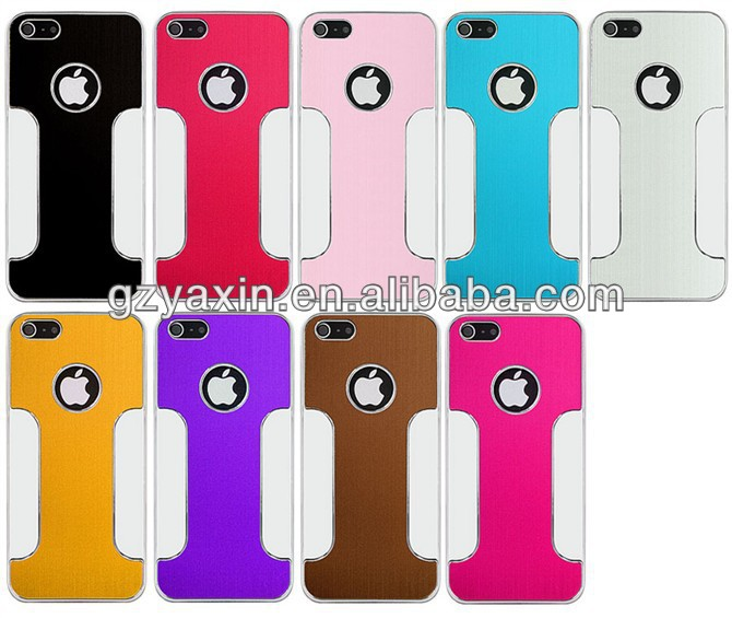 "Ultra thin metal Aluminum Case for iphone 5"" case,rock case for iphone 5"