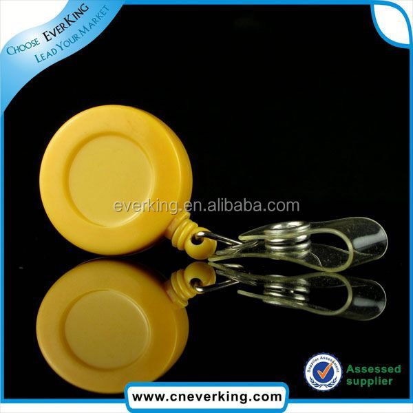 Best selling yoyo key chain for badge holder