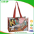 ISO/BSCI Cheap pp woven material reusable large shopping custom tote bag