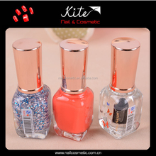 Kite Waterproof cheap wholesale organic color one step private lable gel nail polish