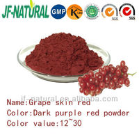 Grape Skin Red red color