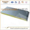 construction material waterproof polyurethane sandwich panel for Prefabricated house