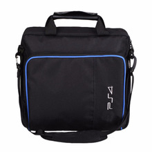 Large Travel Bag Storage Protective carry case For Sony Playstation PS4 Console backpack
