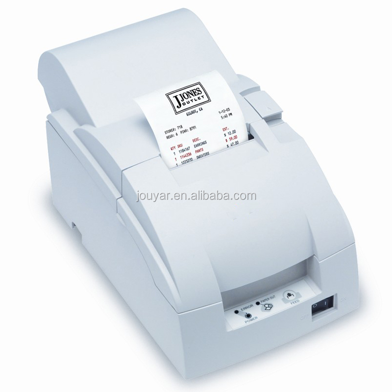 Refurbished New M188B Tm-U220PB POS thermal Printer For Epson Printer