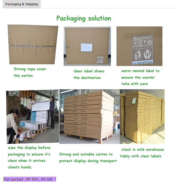 Supermarket large capacity cardboard display rack pallet display slipper display rack