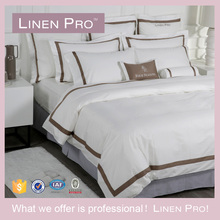 LinenPro Custom Made Patchwork Bed Sheet Hand Work 5 Star Hotel Bedding Set