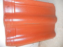 Clay Curved Roof Tile, Stone Coated Metal Roof Tile Machine, Roof Tile Edging