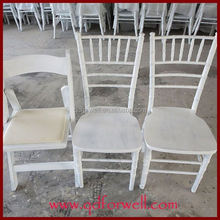 heavy duty village wooden folding chairs for house/garden