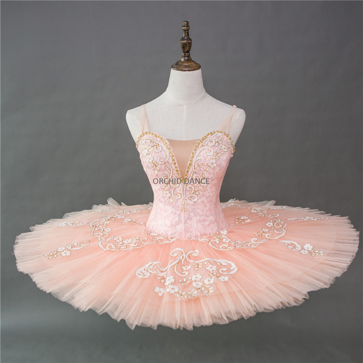 High Quality 12 Layers Custom Size Professional Kids Girls Sugar Plum Fairy Ballet Tutu
