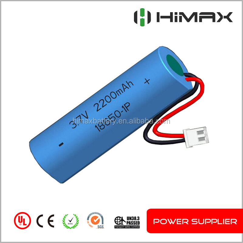 Professional latest Chinese supplier 18650 battery for flash light